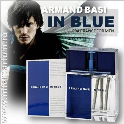 Туфлетная вода ARMAND BASI IN BLUE