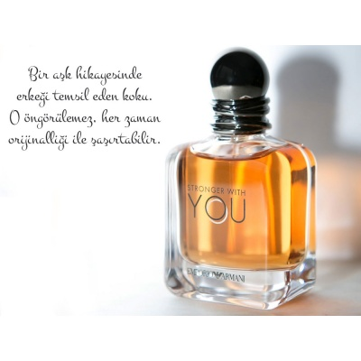Туалетная вода ARMANI EMPORIO STRONGER WITH YOU