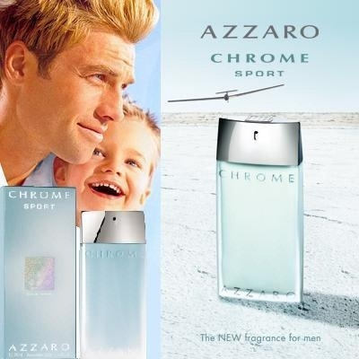 Loris Azzaro Chrome Sport man