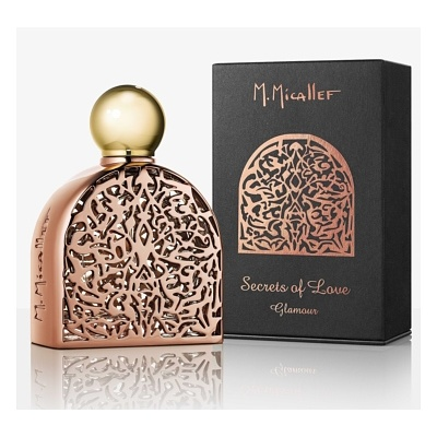 Micallef Secret of Love Glamour edp