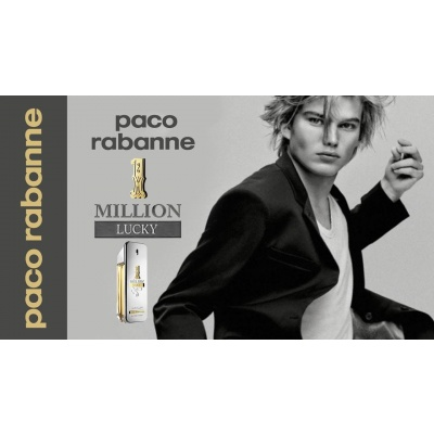 PACO RABANNE 1 MILLION LUCKY man