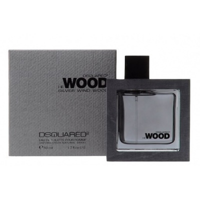 DSQUARED? He Wood Silver Wind Wood